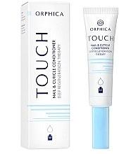 Parfémy, Parfumerie, kosmetika Kondicionér na nehty a kutikuly - Orphica Touch Nail & Cuticle Conditioner