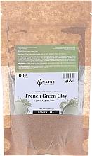 Parfémy, Parfumerie, kosmetika Maska na obličej - Natur Planet French Green Clay
