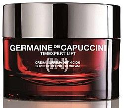 Parfémy, Parfumerie, kosmetika Liftingový krém na obličej - Germaine de Capuccini TimExpert Lift (In) Suprime Definition Cream