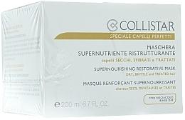 Parfémy, Parfumerie, kosmetika Maska pro suché vlasy - Collistar Supernourishing Restorative Mask