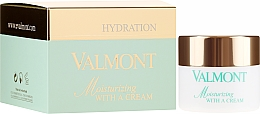 Parfémy, Parfumerie, kosmetika Hydratační pleťový krém - Valmont Moisturizing With A Cream