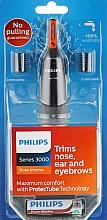 Parfémy, Parfumerie, kosmetika Zastřihovač chloupků v nose a uších - Philips Trimmer NT3160/10