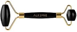 Parfémy, Parfumerie, kosmetika Masážní váleček na obličej - Alkemie Face Roller Jet Black