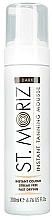 Parfémy, Parfumerie, kosmetika Tělová samoopalovací pěna - St. Moriz Instant Tanning Mousse Dark