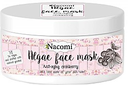 "Parfémy, Parfumerie, kosmetika Alginátová maska na obličej ""Brusinky"" - Nacomi Professional Face Mask"