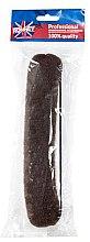 Parfémy, Parfumerie, kosmetika Váleček pro účes, 23 cm, hnědý - Ronney Professional Hair Bun With Rubber 059