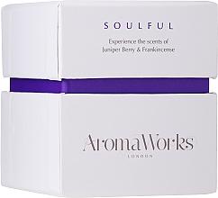 Parfémy, Parfumerie, kosmetika Aromatická svíčka Cituplný - AromaWorks Soulful Candle