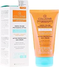 Parfémy, Parfumerie, kosmetika Krém na opalování - Collistar Active Protection Sun Cream SPF30 150ml