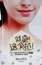 Parfémy, Parfumerie, kosmetika Hydratační maska na obličej - Pilaten Collagen Moisturizing Mask