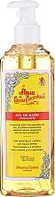 Parfémy, Parfumerie, kosmetika Alvarez Gomez Agua de Colonia Concentrada Gel - Hydratační gel do koupele a sprchy, s dávkovačem