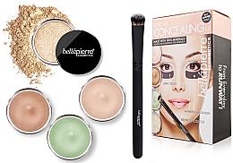 Parfémy, Parfumerie, kosmetika Sada pro intenzivní konturování obličeje - Bellapierre Extreme Concealing Kit