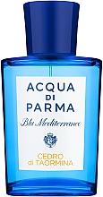 Acqua di Parma Blu Mediterraneo Cedro di Taormina - Toaletní voda — foto N1