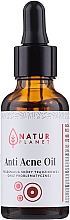 Parfémy, Parfumerie, kosmetika Olej proti akné - Natur Planet Anti Acne Oil