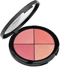 Parfémy, Parfumerie, kosmetika Paleta tvářenek - Aden Cosmetics Blusher Palette