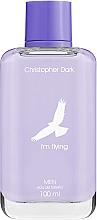 Parfémy, Parfumerie, kosmetika Christopher Dark I'm Flying For Men - Toaletní voda