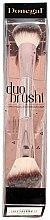 Parfémy, Parfumerie, kosmetika Štětec na líčení, 4204 - Donegal Duo Brushi