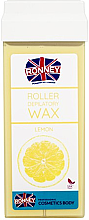 "Parfémy, Parfumerie, kosmetika Depilační vosk v kazetě ""Citron - Ronney Wax Cartridge Lemon"