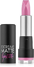 Parfémy, Parfumerie, kosmetika Matná rtěnka - Flormar Extreme Matte Lipstick