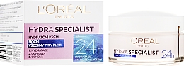 Parfémy, Parfumerie, kosmetika Obnovující hydratační noční krém Trio Aktiv - L'Oreal Paris Triple Active