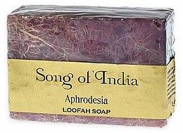 Parfémy, Parfumerie, kosmetika Mýdlo - Song of India Aphrodesia Loofah Soap