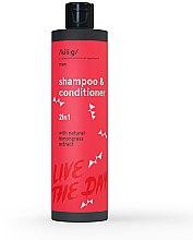 Parfémy, Parfumerie, kosmetika Šampon a kondicionér 2 v 1 - Kili·g Man 2-in-1 Shampoo