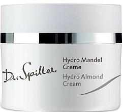 Parfémy, Parfumerie, kosmetika Hydratační mandlový krém - Dr. Spiller Hydro Almond Cream