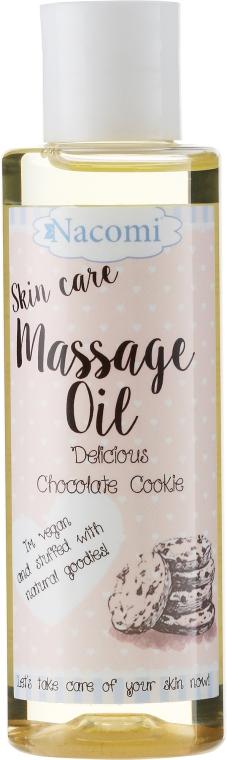 """Hydratační olej na tělo """"Kokos"""" - Nacomi Natural Body Oil Kakaowca — foto N1"""