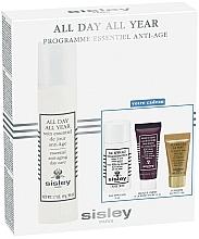 Parfémy, Parfumerie, kosmetika Sada - Sisley All Day All Year Discovery Program (f/c/r/50ml+ remover/30ml+f/mask/10ml+f/ser/5ml)