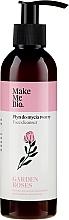 Parfémy, Parfumerie, kosmetika Přípravek na čištění pleti Růže - Make Me Bio Garden Roses Face Cleanser