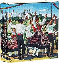 """Parfémy, Parfumerie, kosmetika Přírodní mýdlo """"Eukalyptus"""", folklor - Essencias De Portugal Senses Eucalyptus Soap"""
