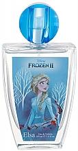 Parfémy, Parfumerie, kosmetika Disney Frozen II Elsa - Toaletní voda