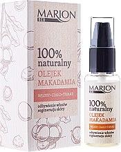 Parfémy, Parfumerie, kosmetika Olej na vlasy, tělo a obličej z makadamových ořechů - Marion Eco Oil
