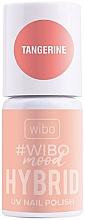 Parfémy, Parfumerie, kosmetika Hybridníl lak na nehty - Wibo Mood Hybrid UV Nail Polish