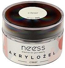 Parfémy, Parfumerie, kosmetika Akrylový gel - Neess Acrylic Gel