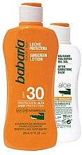 Parfémy, Parfumerie, kosmetika Sada - Babaria Sun (protect/milk/200ml+protectlot/100ml)