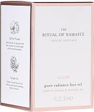 Parfémy, Parfumerie, kosmetika Revitalizační pleťový olej - Rituals The Ritual Of Namaste Glow Anti-Aging Face Oil