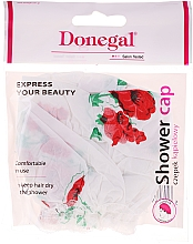 Parfémy, Parfumerie, kosmetika Sprchovací čepice, 9298, mák - Donegal