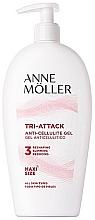 Parfémy, Parfumerie, kosmetika Anticelulitidní tělový gel - Anne Moller Tri-attack Anti-cellulite Gel
