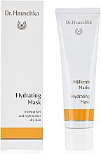 Parfémy, Parfumerie, kosmetika Hydratační obličejová maska - Dr. Hauschka Hydrating Mask