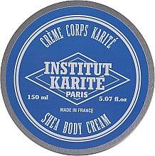 Parfémy, Parfumerie, kosmetika Krém na tělo - Institut Karite Milk Cream Shea Body Cream