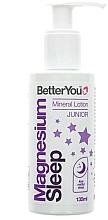 Parfémy, Parfumerie, kosmetika Tělový lotion - BetterYou Magnesium Sleep Mineral Lotion Junior