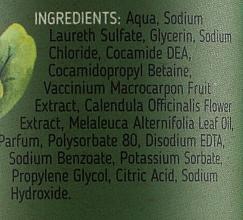 Sprchový gel pro suchou pokožku - Dermofuture Nature Shower Gel Comfort Touch — foto N2