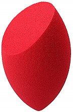 Parfémy, Parfumerie, kosmetika Houbička na make-up,červená - Kashoki Olive Cut Make Up Sponge Red