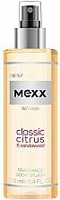 Parfémy, Parfumerie, kosmetika Mexx Woman Classic Citrus & Sandalwood Body Splash - Tělový sprej