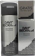Parfémy, Parfumerie, kosmetika David Beckham Beyond Forever - Sada (edt 40ml + deo 150 ml)