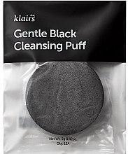 Parfémy, Parfumerie, kosmetika Houbička na umývání - Klairs Gentle Black Cleansing Puff