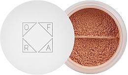 Parfémy, Parfumerie, kosmetika Minerální sypký pudr na obličej - Ofra Derma Mineral Powder Foundation