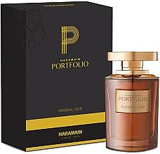 Parfémy, Parfumerie, kosmetika Al Haramain Portfolio Imperial Oud - Parfémovaná voda