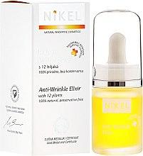 Parfémy, Parfumerie, kosmetika Elixír od vrásek s 12 rostlinami - Nikel Intensive Care Eliksir