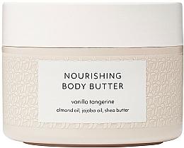 Parfémy, Parfumerie, kosmetika Vyživující tělové máslo - Estelle & Thild Vanilla Tangerine Nourishing Body Butter